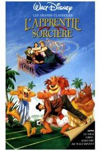 Affiche du film : L'apprentie sorciere