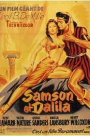 background picture for movie Samson et Dalila