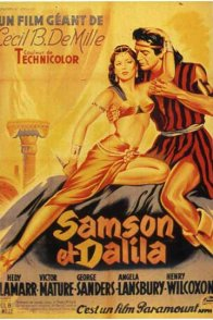 Affiche du film : Samson et Dalila