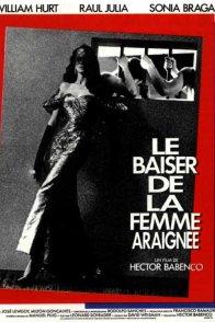 Affiche du film : Le baiser de la femme araignee