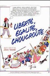 background picture for movie Liberté Egalité Choucroute