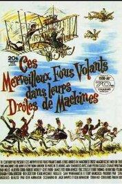 background picture for movie Ces merveilleux fous volants dans leurs drôles de machines