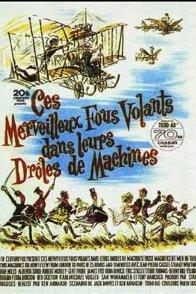 Affiche du film : Ces merveilleux fous volants dans leurs drôles de machines