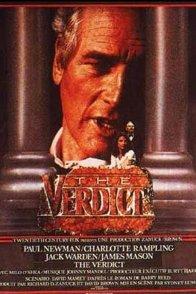 Affiche du film :  Le verdict