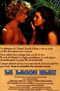 Affiche du film : Le lagon bleu