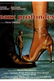 background picture for movie Eaux profondes