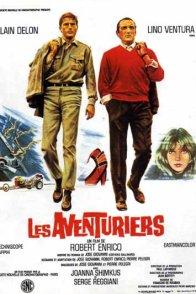 Affiche du film : Les Aventuriers