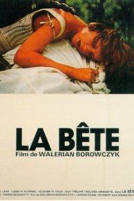 Affiche du film : La bete