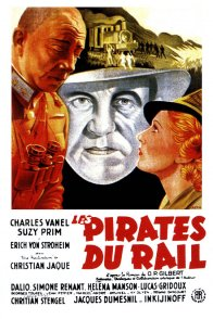 Affiche du film : Les pirates du rail