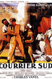 background picture for movie Courrier Sud