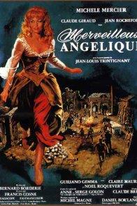 Affiche du film : Merveilleuse Angélique