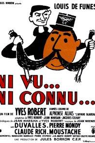 Affiche du film : Ni vu ni connu