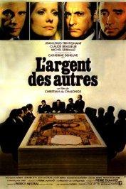 background picture for movie L'argent des autres