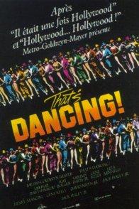Affiche du film : That's dancing