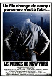 background picture for movie Le prince de new york