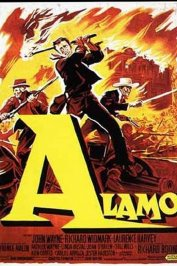 background picture for movie Alamo