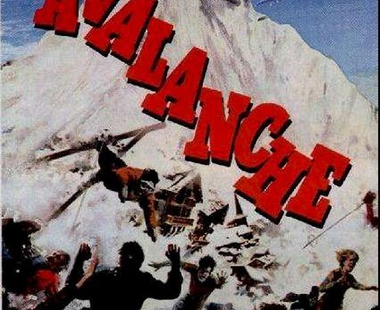 Photo du film : Avalanche