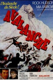 background picture for movie Avalanche