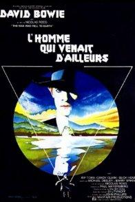 Affiche du film : L'homme qui venait d'ailleurs