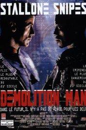 background picture for movie Demolition man