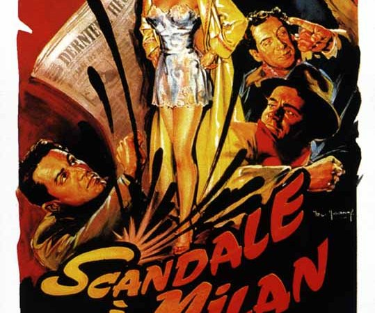 Photo du film : Scandale a milan