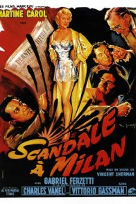 Affiche du film : Scandale a milan