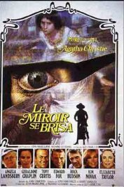 background picture for movie Le miroir se brisa