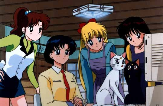 Photo du film : Sailor Moon