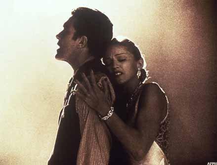 Photo du film : Evita