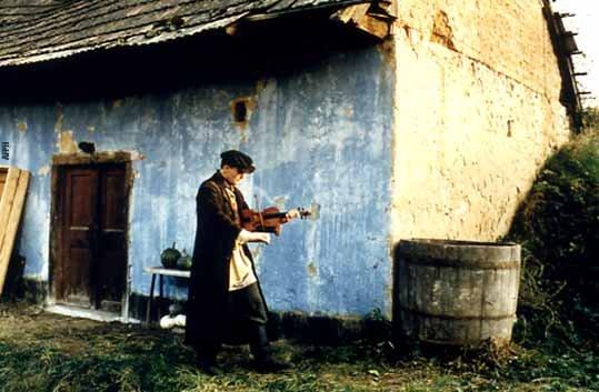 Photo du film : Le violon de rothschild