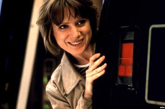 Photo dernier film  Kate Byers