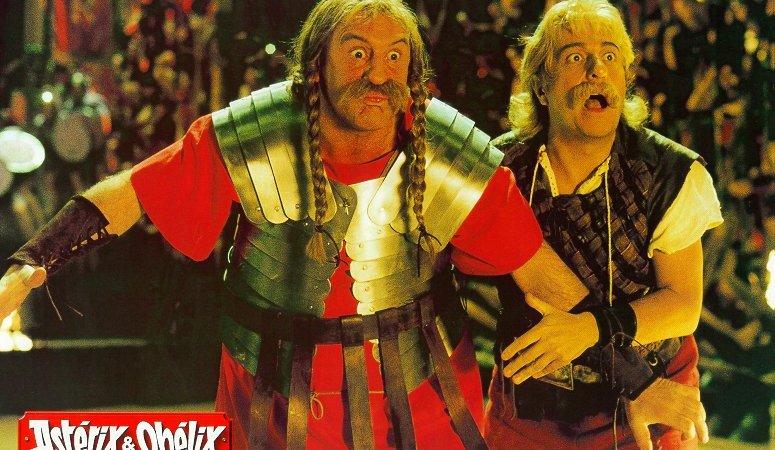 Photo du film : Astérix et Obélix contre César