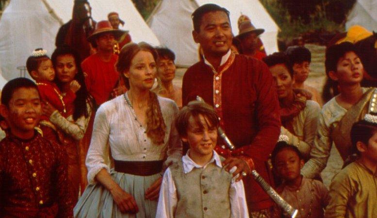 Photo du film : Anna et le roi