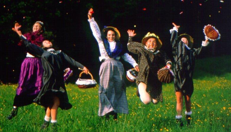 Photo du film : Les sentiers du petit bonheur