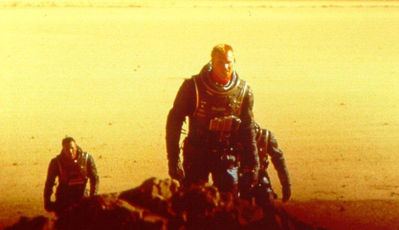 Photo du film : Planète rouge
