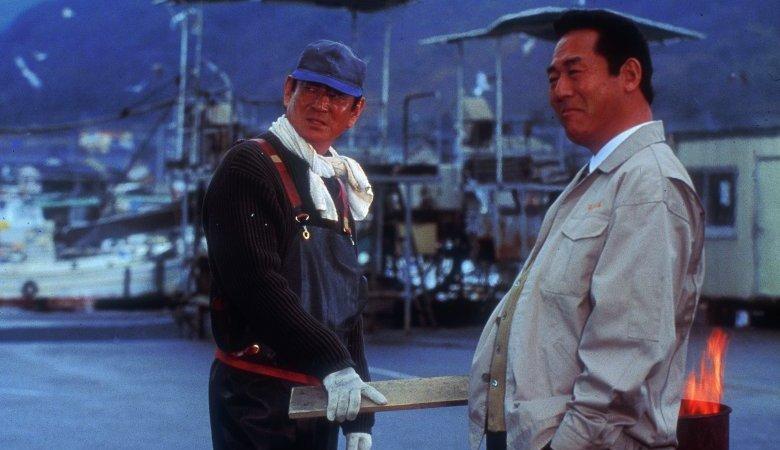 Photo dernier film Ken Takakura