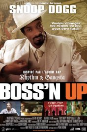 background picture for movie Boss'n up