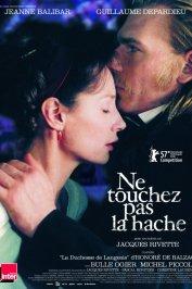 background picture for movie Ne touchez pas la hache