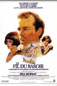 Affiche du film : Le fil du rasoir