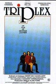 Affiche du film : Triplex