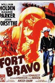 background picture for movie Fort bravo