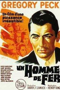 Affiche du film : Un homme de fer