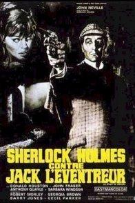 Affiche du film : Sherlock Holmes contre Jack l'Eventreur