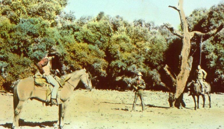Photo du film : La chevauchee de la vengeance