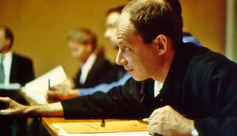 Photo du film : Candidature & les trois théâtres
