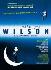 background picture for movie Absolute wilson