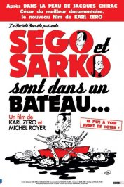 background picture for movie Ségo et Sarko sont dans un bateau