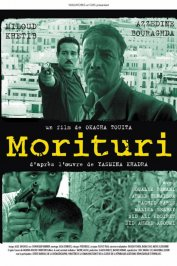 background picture for movie Morituri
