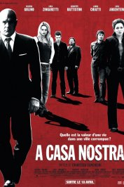 background picture for movie A casa nostra