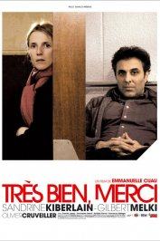 background picture for movie Très bien, merci